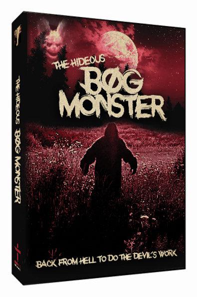 Hideous Bog Monster