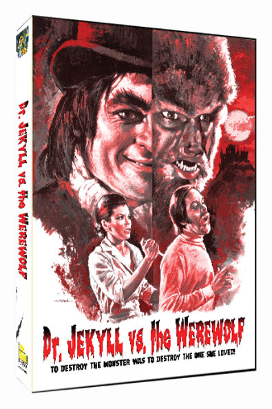 Dr Jekyll vs the Werewolf