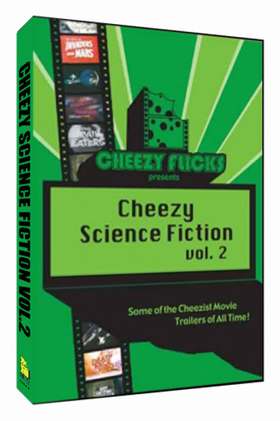Cheezy Sci-Fi Trailers Vol 2