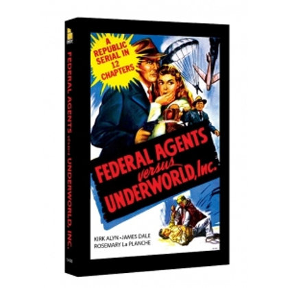 Federal Agents vs Underworld, Inc.