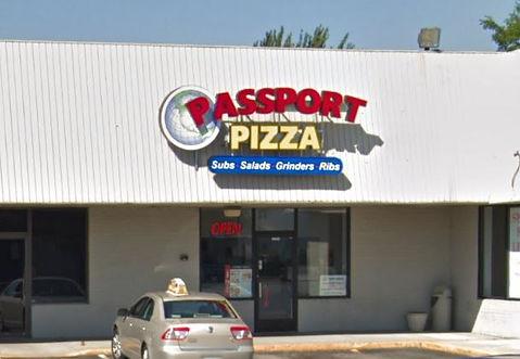 Passport Pizza Of Warren