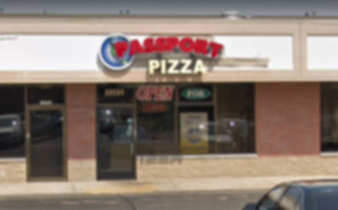 Passport Pizza Of Sterling Heights