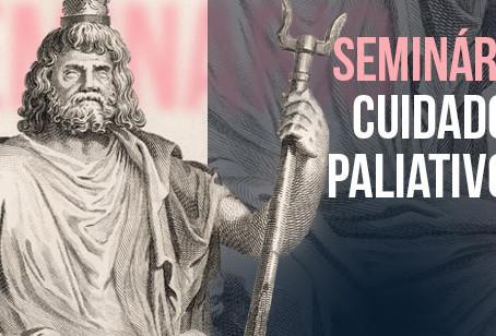 O Instituto Junguiano da Bahia realizará em Salvador o Seminário CUIDADOS PALIATIVOS