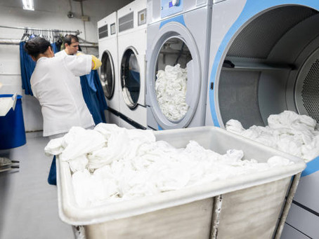 Difference between dry cleaning and laundry