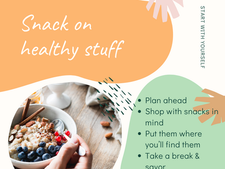 Tips for Snacking for Type 2 Diabetes