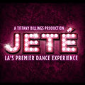 Jete LA's Premier Dance Experience Client Logo