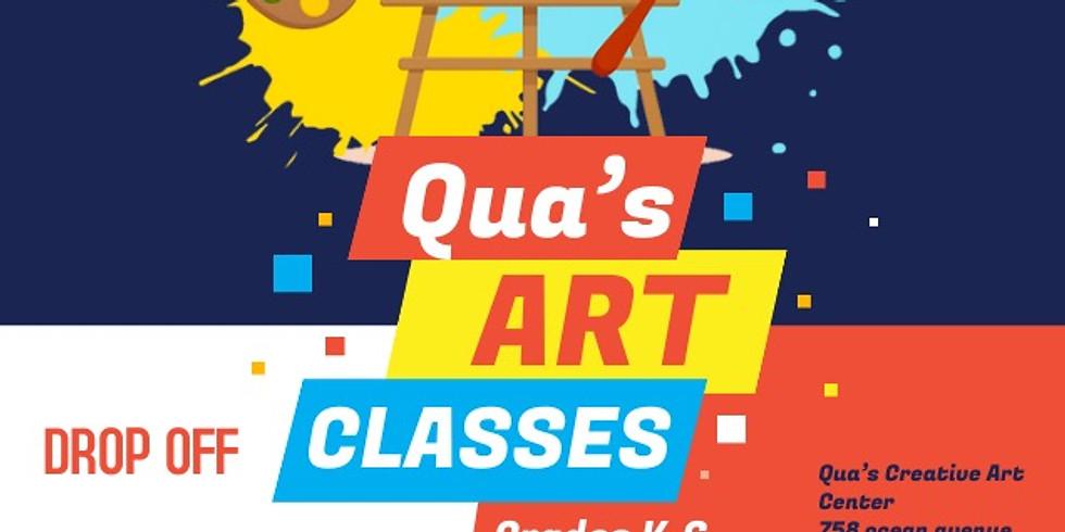 Qua's Art Classes
