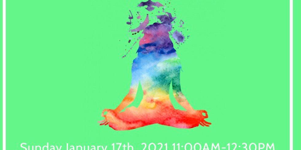 MEDITATION & JUICE (KIDZ EVENT )