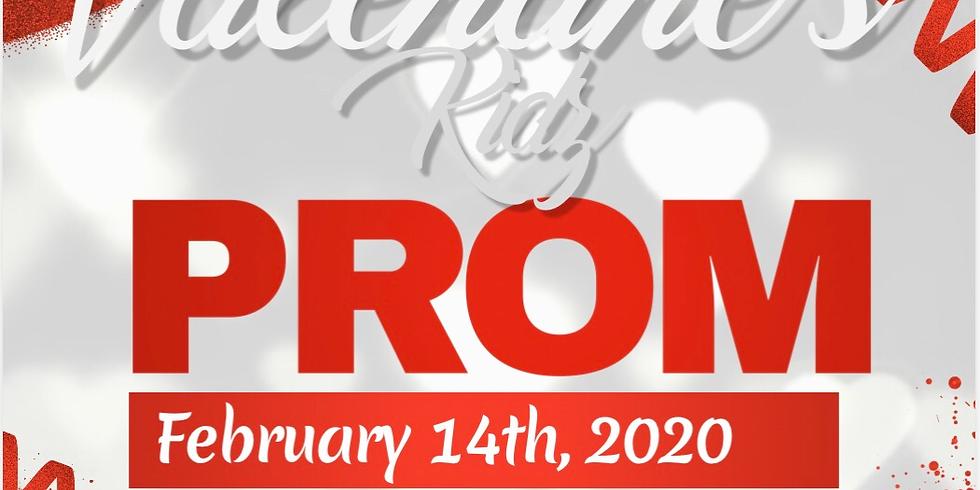 Valentine's Day Kidz prom