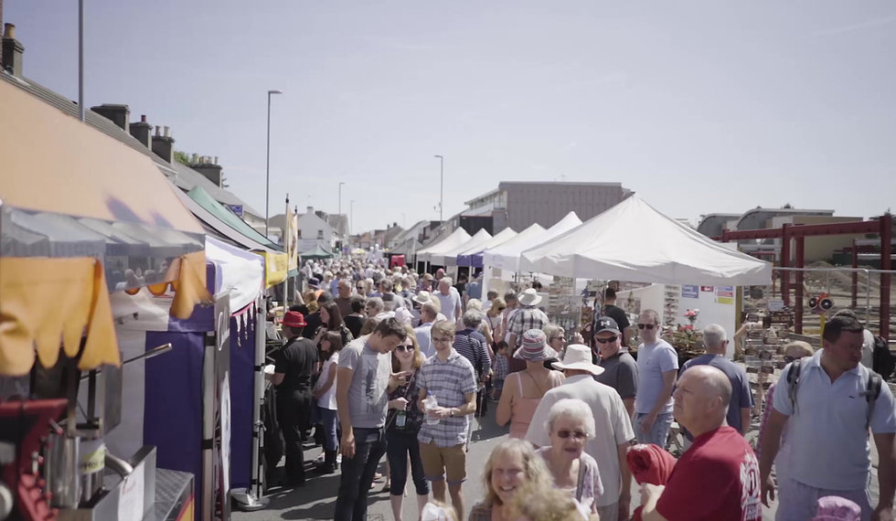 Highcliffe Food and Arts Festival 2019