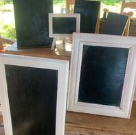 Assorted Chalkboards
