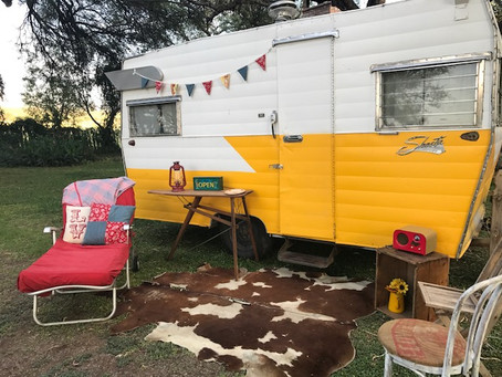 Camping Weekend on the Farm!