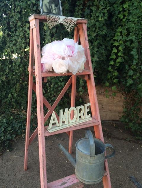 Pink Ladder