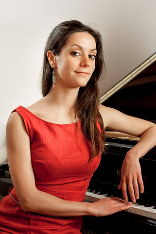 Marlene Fuochi | Pianoforte