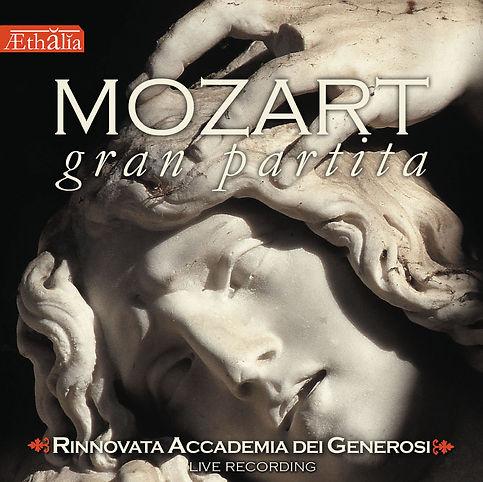 Alessandro Casini clarinetto, Mozart, Gran Partita, Rinnovata Accademia dei Generosi