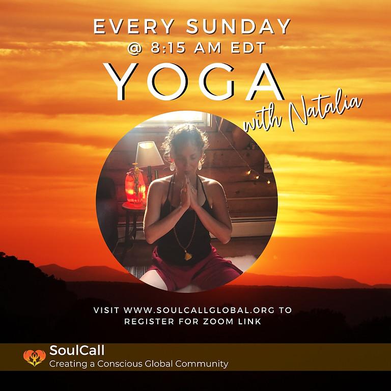 Yoga with Natalia