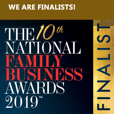 Meads Finalist of Family Business Awards