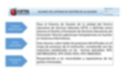 GC_Fo_28 ALCANCE DEL SISTEMA DE GESTION