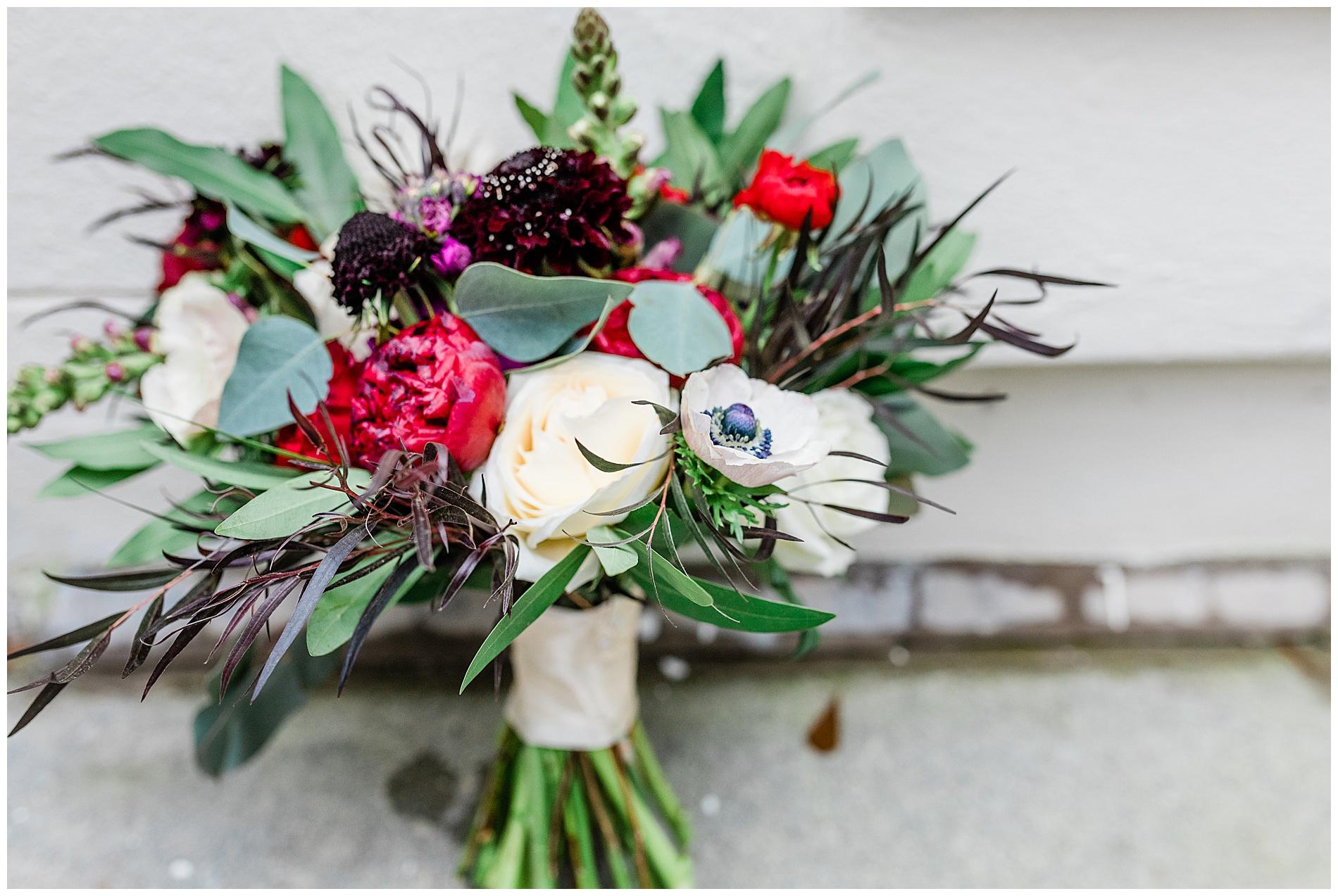 Brett Glenn Floral Design Bouquet