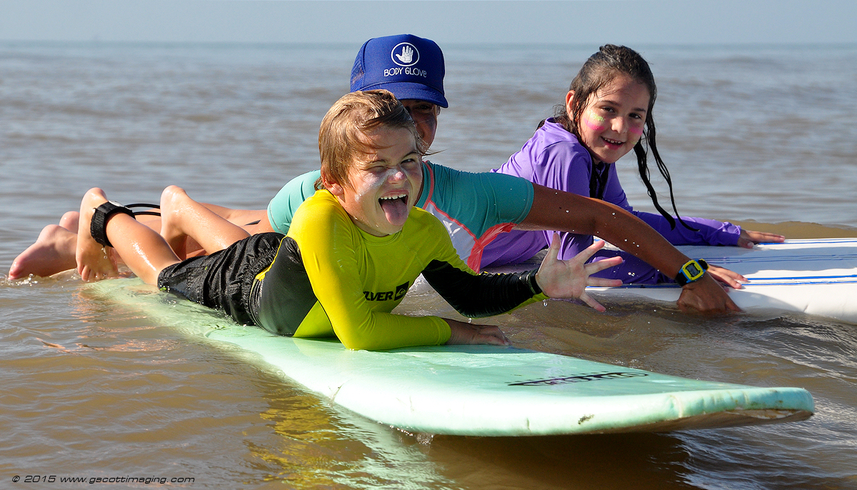 Texas Surf Camps Port Aransas