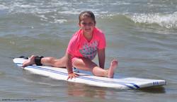 Gymnyst Surfer