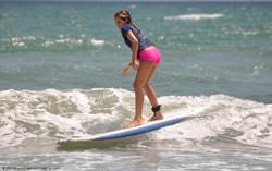 Texas Surf Camps Port Aransas Wave
