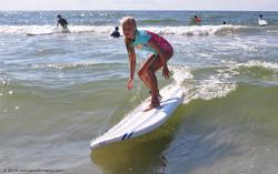 Texas Surf Camps Bob Hall Pier Girl