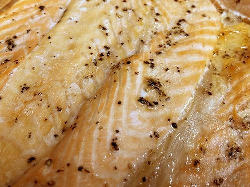 Citrus Rosemary 挪威三文魚 (2人份量)