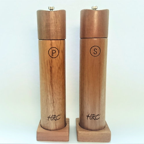 HRC Salt & Pepper Mill set