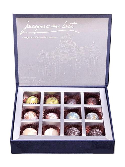 銀河宇宙朱古力禮盒  Homemade Galaxy Chocolate  (12pcs)