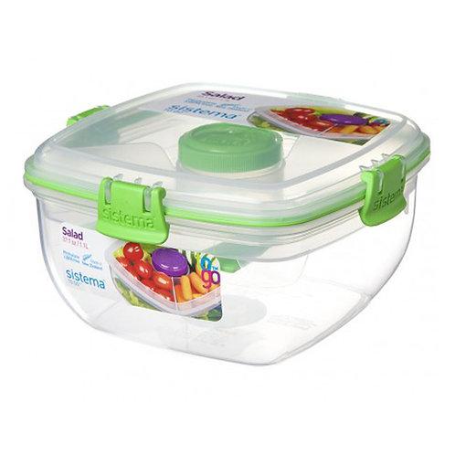 Salad Box 1.1L (green)