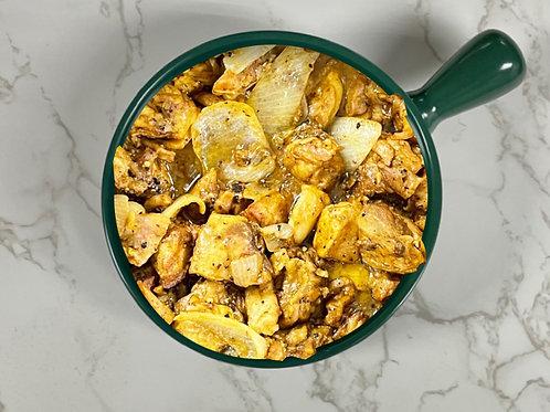 印度香料牛油雞 (2人份量)