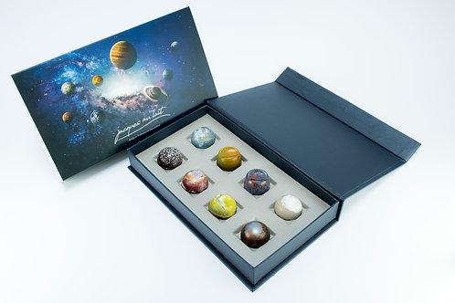 銀河宇宙朱古力禮盒   Homemade Galaxy Chocolate  (8 pcs)