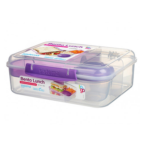 Sistema Bento Lunch 1.65L (purple)