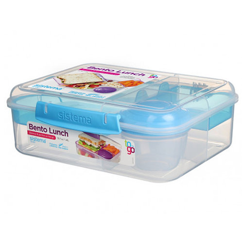 Sistema Bento Lunch 1.65L (blue)