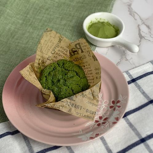 生酮綠茶鬆餅 (4件)