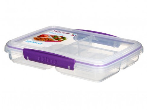 Sistema Multi Split Meal Box (Purple)