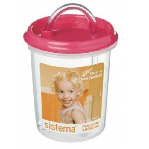 250ml Dinkee™ 吸管杯 (Pink)