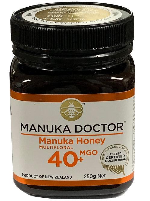 40 MGO Manuka Honey (250g)