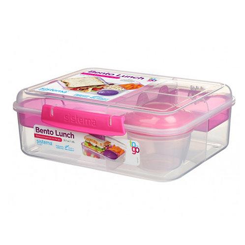 Sistema Bento Lunch 1.65L (pink)