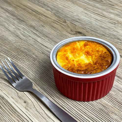 生酮巴斯克鹹蛋芝士蛋糕(冷凍)