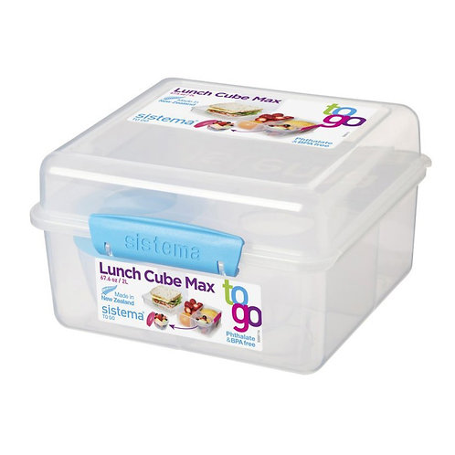 Lunch Cube Max 2L (blue)