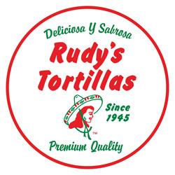 Rudy's Tortillas Logo HD