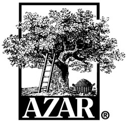 azar nuts logo