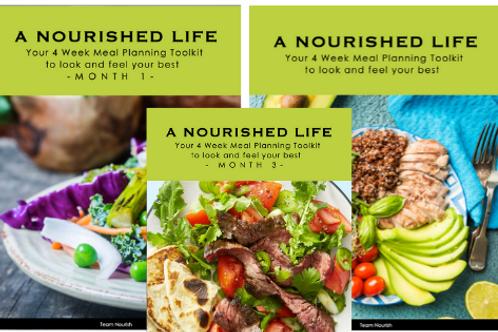 12 Week Meal Plan - The Ultimate Bundle!