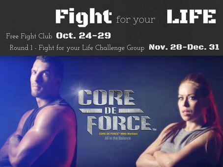 Core De Force is Coming!
