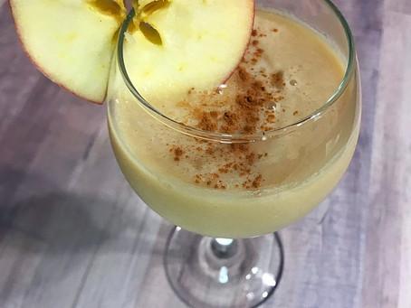 Caramel Apple Cocktail & Mocktail