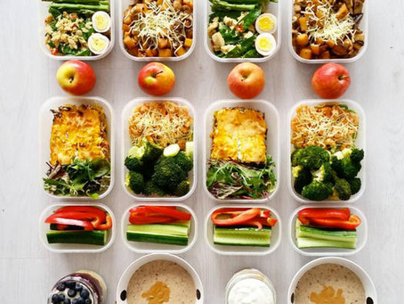 My TOP 5 Meal Prep Tips