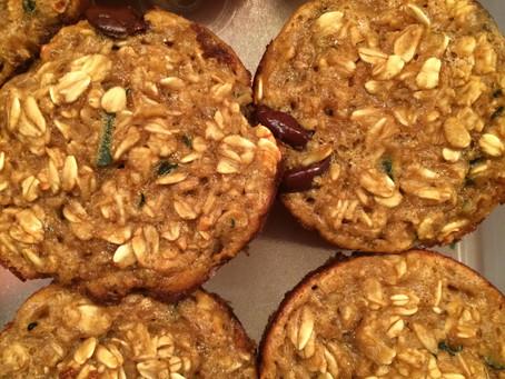 Gluten Free Breakfast Muffins