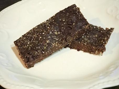 Chocolate Superfood Granola Bars